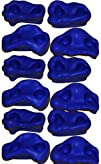 Rock Pegs Small for Indoor & Outdoor Rock Wall to Get Kids Exercise Climbing to Strength Upper…