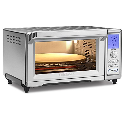 Cuisinart TOB-260N1 Chef's Convection Toaster Oven,  Stainless Steel (Cuisinart Broiler Toaster Oven compare prices)