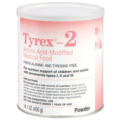 Tyrex 2 Powder ( POWDER, TYREX 2, AMINO ACID ) 6 Each / Case