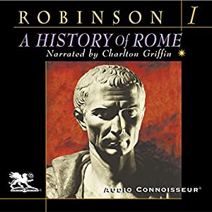 A History of Rome, Volume 1 Audiobook