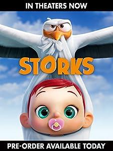 Storks (Blu-ray 3D + Blu-ray + DVD + Ultraviolet) by Warner Home Video