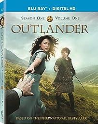 Outlander: Season One - Volume One (Blu-ray + UltraViolet)