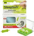 Alpine SleepSoft 2015 Bouchons d'orei...
