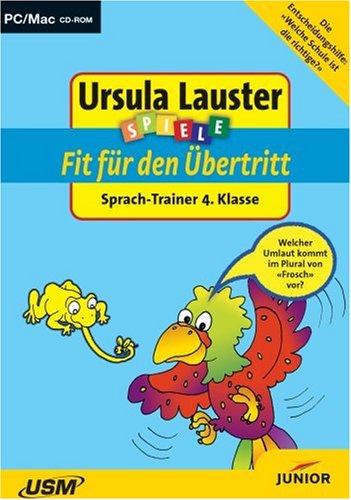 Fit für den Übertritt - Sprach-Trainer 4.Klasse