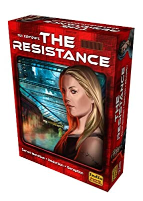 The Resistance by Indie Boards & Cards