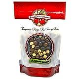SweetGourmet Chocolate Espresso Beans Blend - White, Milk & Dark Chocolate, 1Lb
