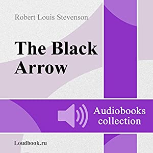 Chernaya strela [The Black Arrow] Audiobook