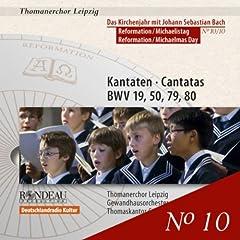 Ein feste Burg ist unser Gott, BWV 80: Aria with Chorale: Alles, was von Gott geboren (Bass, Soprano)