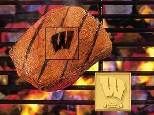 Buy FANMATS NCAA University of Wisconsin Badgers Metal-Alloy FanBrand by Fanmats