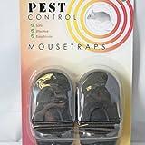 Plastic Mouse Trap (2 pcs)
