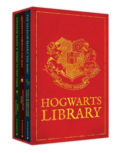 The Hogwarts Library Boxed Set [Hardcover]