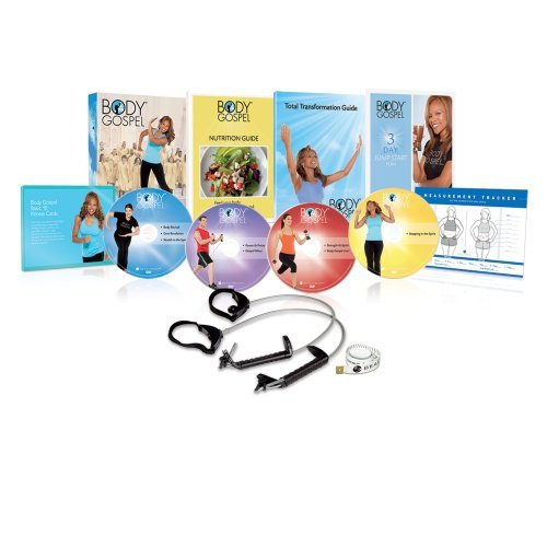 Beachbody Body Gospel Workout DVD Programme