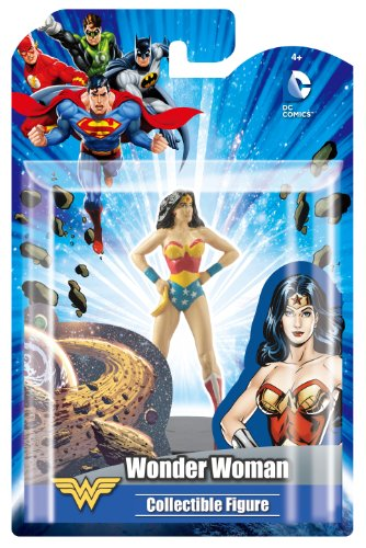 "DC Wonder Woman 4"" PVC Figurine"