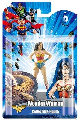 "DC Wonder Woman 4"" PVC Figurine"