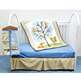Luvable Friends 4 Piece Crib Bedding ...