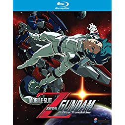 Mobile Suit Zeta Gundam: A New Translation Blu-ray Collection [Blu-ray]