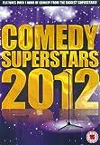Comedy Superstars 2012 DVD