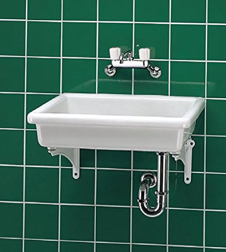 TOTO 陶器製流し(セット) 【SK7】 床排水金具(Sトラップ)セット 特定施設用器具 #SC1(パステルアイボリー)