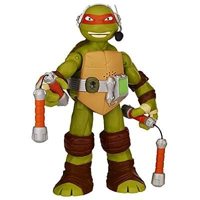 "Teenage Mutant Ninja Turtles 11"" Michelangelo Infrared Talking Turtles Figure by Teenage Mutant Ninja Turtles"