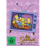 "Die Simpsons - Die komplette Season 3 (Collector's Edition, 4 DVDs)von ""Matt Groening"""