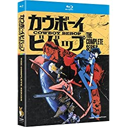 Cowboy Bebop: The Complete Series [Blu-ray]
