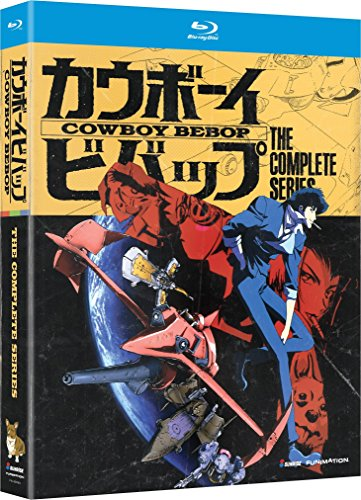 Cowboy Bebop: Complete Series [Blu-ray]