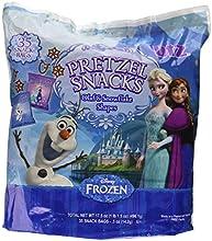 Utz Disney39s Frozen Pretzel Snacks Sack- 35 Snack Bags 1 Sack Total