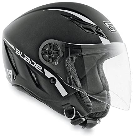 AGV-Blade-Solid-Helmet-X-Large/Flat-Black