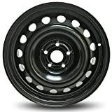 Road Ready Wheels New Replacement Black 16 Inch Wheel Rim for Chevrolet Cruze