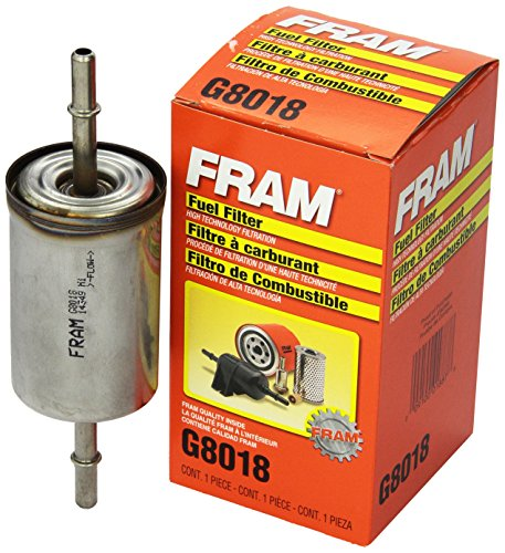 FRAM G8018 In-Line Fuel Filter (Ford Focus 2006 Fuel Filter compare prices)