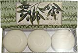 Saponificio Artigianale Fiorentino Oliva Toscana Olive Oil Soap Made in Italy 3 - 5.29 Oz Bars