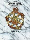 Carmina Burana: Cantiones profanae. Soli (STBar), gemischter Chor (SATB), Kinderchor und Orchester. Klavierauszug.