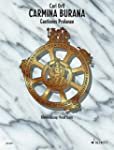 Carmina Burana (Vocal Score)