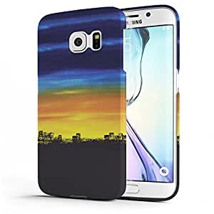 Koveru Back Cover Case for Samsung Galaxy S6 Edge - Paint Pattern