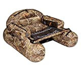 Classic Accessories Camo Gunnison Inflatable Fishing Float Tube