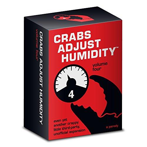 Crabs Adjust Humidity - Vol Four - 1