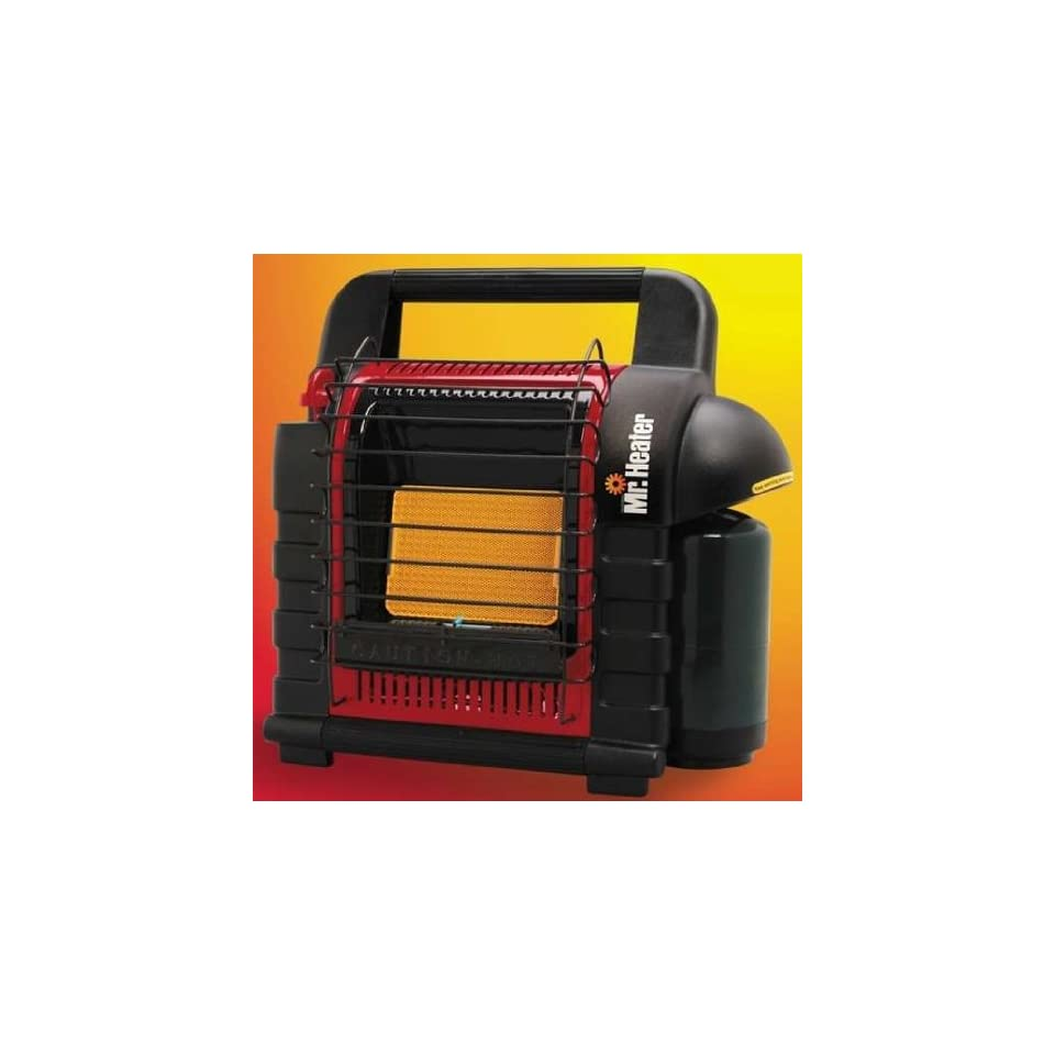 Mr. Heater Portable Buddy Propane Heater 4,000 9,000 BTU No. F273400
