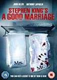 Stephen King's A Good Marriage [DVD]