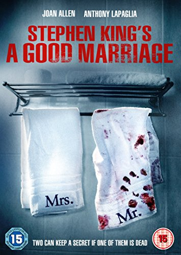 Stephen King's A Good Marriage [DVD] [Edizione: Regno Unito]