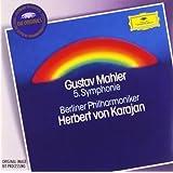 Mahler: Symphony No. 5 / Karajan, Berliner Philharmoniker ~ Herbert von Karajan