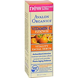 Vitamin C Vitality Face Serum-1 oz