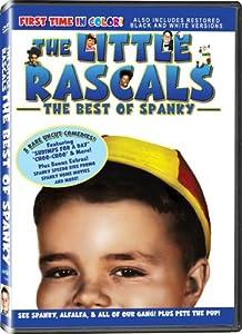 Little Rascals: Best of Spanky [DVD] [1933] [Region 1] [US Import] [NTSC]