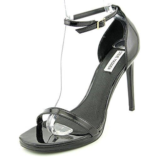 Steve Madden Gea Donna US 9 Nero Sandalo