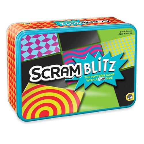 Scramblitz The Board Game front-296736