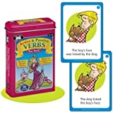 Active & Passive Verbs Fun Deck Cards - Super Duper Educational Learning Toy For Kids