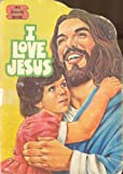 img - for I Love Jesus/R2725 (My Shape Book) book / textbook / text book