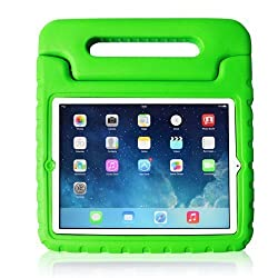 Ipad Air 2 Case - Travellor Hot Kid's Freindly Light Weight Shock Proof for Ipad Air 2 (IPad Air 2, Green)
