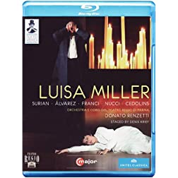 Verdi: Luisa Miller [Blu-ray]