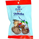 Eden Foods Shiitake Mushrooms Whole Dried -- 0.88 oz