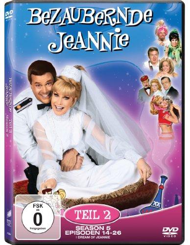 Bezaubernde Jeannie - Season 5, Vol.2 [2 DVDs]